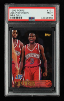 Allen Iverson 1996-97 Topps NBA at 50 #171 RC (PSA 9) at PristineAuction.com