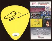 David Ellefson Signed Large Pick (JSA COA) at PristineAuction.com