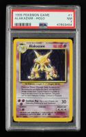 Alakazam 1999 Pokemon Base Unlimited #1 Holo R (PSA 7) at PristineAuction.com