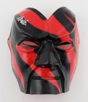 Kane Signed WWE Mask (JSA COA) at PristineAuction.com