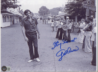 """George A. Romero Signed 8x10 Photo Inscribed """"Stay Saved!"""" (Beckett COA) at PristineAuction.com"""