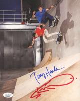 Tony Hawk & Steve-O Signed 8x10 Photo (JSA COA) at PristineAuction.com