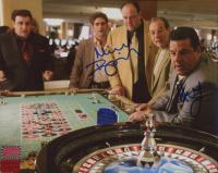 "Michael Imperioli & Steven Schirripa Signed ""The Sopranos"" 8x10 Photo (Your Sports Memorabilia Store Hologram) at PristineAuction.com"