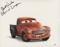 """Chris Cooper Signed """"Cars 3"""" 8x10 Photo Inscribed """"Best Wishes"""" & """"AKA Smokey"""" (JSA COA) at PristineAuction.com"""
