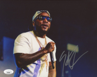 Young Jeezy signed 8x10 Photo (JSA COA) at PristineAuction.com