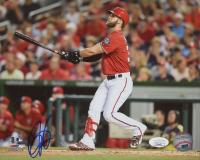 Bryce Harper Signed Nationals 8x10 Photo (JSA COA & MLB Hologram) at PristineAuction.com