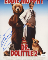 """Cedric The Entertainer Signed """"Dr. Dolittle 2"""" 8x10 Photo (JSA COA) at PristineAuction.com"""