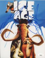 "Cedric The Entertainer & John Leguizamo Signed ""Ice Age"" 8x10 Photo (JSA COA) at PristineAuction.com"