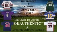 OKAUTHENTICS Multi-Sport & Celebrity Mystery Box - Series XI at PristineAuction.com