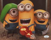 "Chris Renaud Signed ""Minions"" 8x10 Photo (JSA COA) at PristineAuction.com"