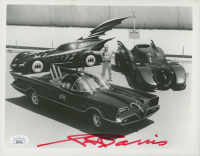 "George Barris Signed ""Batman"" 8x10 Photo (JSA COA) at PristineAuction.com"