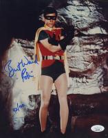 "Burt Ward Signed LE ""Batman"" 8x10 Photo Inscribed ""Robin"" (JSA COA) at PristineAuction.com"