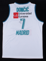 Luka Doncic Signed Jersey (PSA COA) at PristineAuction.com