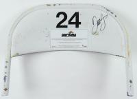 Dale Earnhardt Jr. Signed Original Daytona International Speedway Seat Back (Dale Jr. Hologram & COA, Fanatics COA, & PA COA) at PristineAuction.com