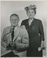 """Madge Blake Signed 8x10 Photo Inscribed """"The Curious Miss Carraway"""" (JSA COA) (See Description) at PristineAuction.com"""