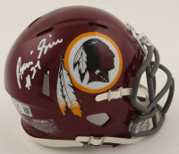 Antonio Gibson Signed Washington Speed Mini Helmet (Beckett Hologram) at PristineAuction.com