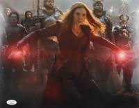 "Elizabeth Olson Signed ""The Avengers: Endgame"" 11x14 Photo (JSA Hologram) at PristineAuction.com"