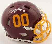 Dyami Brown Signed Washington Speed Mini Helmet (Beckett Hologram) at PristineAuction.com