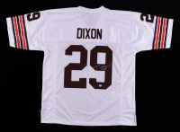 """Hanford Dixon Signed Jersey Inscribed """"Top Dawgs!"""" & """"Go Browns!"""" (PSA COA) at PristineAuction.com"""