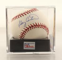 Gary Carter Signed OML Baseball (PSA LOA & Encapsulated - Graded 9.5) (See Description) at PristineAuction.com