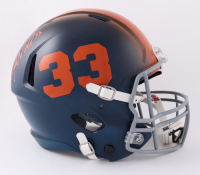 Javonte Williams Signed Broncos Full-Size Authentic On-Field Speed Helmet (Beckett Hologram) at PristineAuction.com