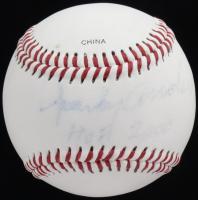 "Sparky Anderson Signed Baseball Inscribed ""HOF 2000"" (JSA COA) (See Description) at PristineAuction.com"