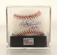"Mike Schmidt Signed OML Baseball Inscribed ""HOF 95"" (PSA COA & Encapsulated - Graded 9.5) at PristineAuction.com"