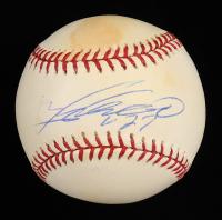 Vladimir Guerrero Jr. Signed OML Baseball (PSA COA) (See Description) at PristineAuction.com