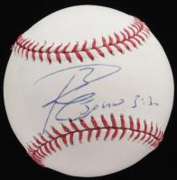 Russell Wilson Signed OML Baseball (PSA COA) at PristineAuction.com
