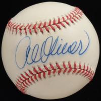Al Oliver Signed OAL Baseball (JSA COA) at PristineAuction.com
