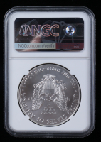 2018 American Silver Eagle $1 One Dollar Coin (NGC MS70) at PristineAuction.com