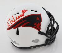 Chase Winovich Signed Patriots Lunar Eclipse Alternate Speed Mini Helmet (Beckett Hologram) at PristineAuction.com
