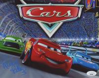 "Richard Petty Signed ""Cars"" 8x10 Photo (JSA COA) at PristineAuction.com"