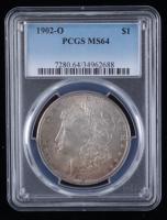 1902-O Morgan Silver Dollar (PCGS MS64) at PristineAuction.com