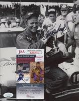 Cale Yarborough Signed NASCAR 8x10 Photo (JSA COA) at PristineAuction.com