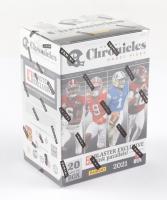 2021 Panini Chronicles Draft Picks Football Blaster Box with (4) Packs at PristineAuction.com