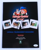"Annika Sorenstam Signed LPGA ""Kellogg-Keebler Classic"" Magazine (JSA COA) (See Description) at PristineAuction.com"