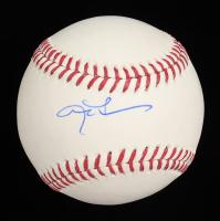 Allen Iverson Signed OML Baseball (PSA COA) at PristineAuction.com