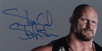"""Stone Cold"" Steve Austin Signed 11x14 Photo (Beckett COA) at PristineAuction.com"