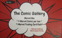 The Comic Gallery Marvel Mystery Box Series 1 - Limited to 50 Boxes at PristineAuction.com