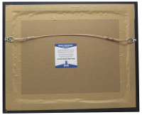 B.J. Penn Signed 11x14 Custom Framed Photo Display (Beckett COA) at PristineAuction.com