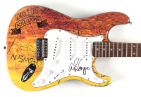 """Alice Cooper Signed """"Schools Out"""" 39"""" Electric Guitar (AutographCOA Hologram) (See Description) at PristineAuction.com"""