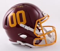 Dyami Brown Signed Washington Full-Size Speed Helmet (Beckett Hologram) at PristineAuction.com