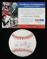 "Sgt. Slaughter Signed OML Baseball Inscribed ""WWE"" (PSA COA) at PristineAuction.com"