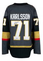 William Karlsson Signed Golden Knights Fanatics Jersey (Fanatics Hologram) at PristineAuction.com