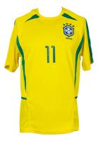 Ronaldinho Signed Jersey (Beckett COA) at PristineAuction.com