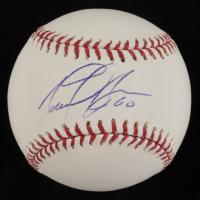 Manny Corpas Signed OML Baseball (JSA COA) at PristineAuction.com
