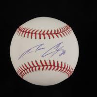 Aaron Cook Signed OML Baseball (JSA COA) at PristineAuction.com