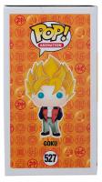 "Ian James Corlett Signed ""Dragon Ball Z"" #527 Goku Funko Pop! Vinyl Figure (JSA COA) at PristineAuction.com"