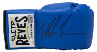 Mike Tyson Signed Cleto Reyes Boxing Glove (JSA Hologram & Tyson Hologram) at PristineAuction.com